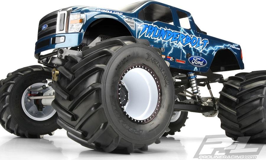 """Pro-Line Devastator 2.6"""" M3 (Soft) All Terrain Tires (1)"""