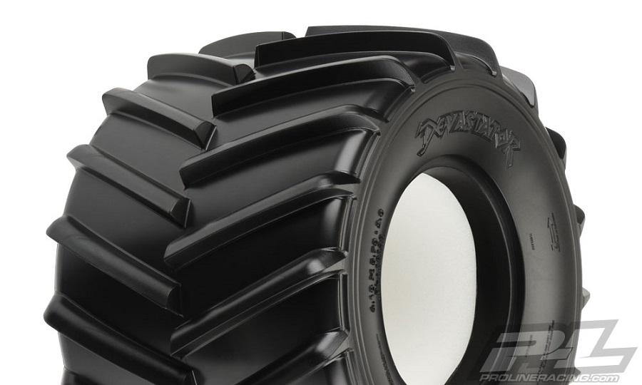 """Pro-Line Devastator 2.6"""" M3 (Soft) All Terrain Tires (5)"""