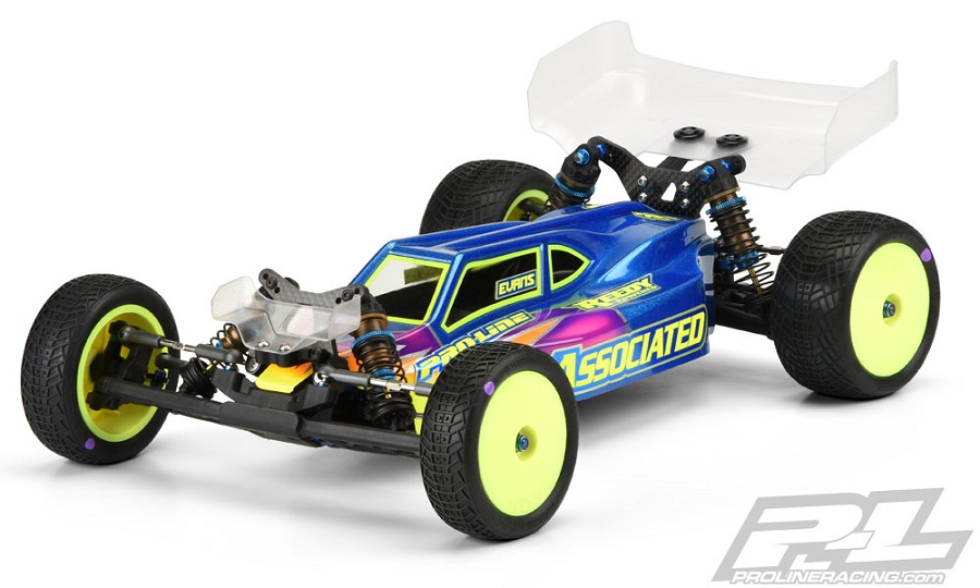 Pro-Line Elite Clear Body For The Team Associated B6 & B6D (3)