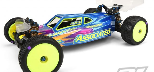 Pro-Line Elite Clear Body For The Team Associated B6 & B6D