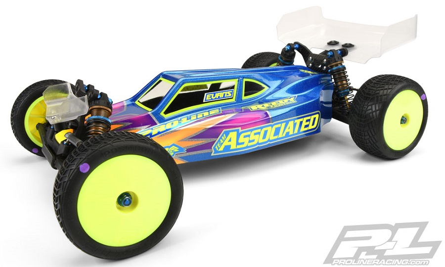 Pro-Line Elite Clear Body For The Team Associated B6 & B6D (4)