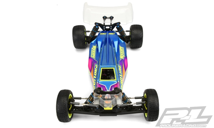 Pro-Line Elite Clear Body For The Team Associated B6 & B6D (5)