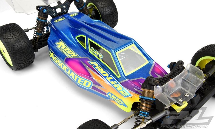 Pro-Line Elite Clear Body For The Team Associated B6 & B6D (6)
