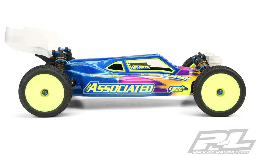 Pro-Line Elite Clear Body For The Team Associated B6 & B6D (7)