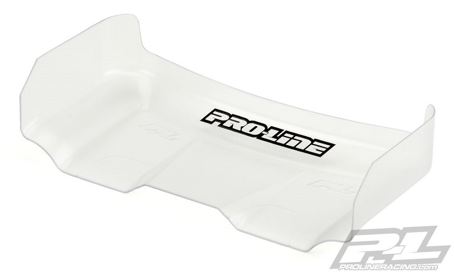 Pro-Line Pre-Cut Air Force 6.5 Clear Rear Wing