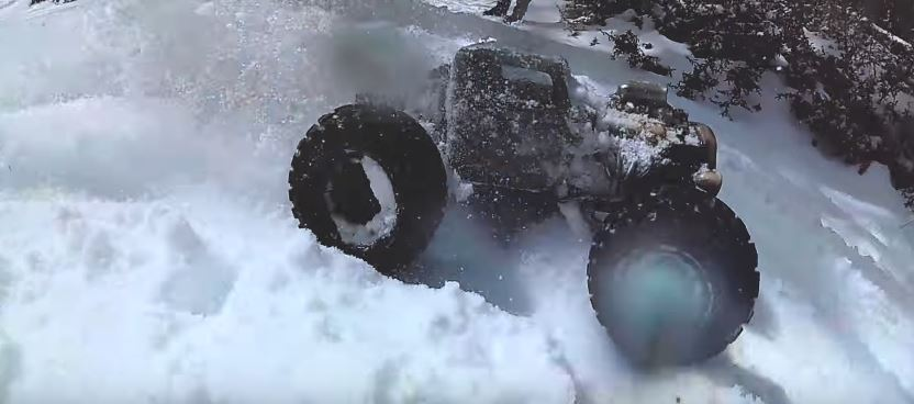 Pro-Line Sand 2 Snow