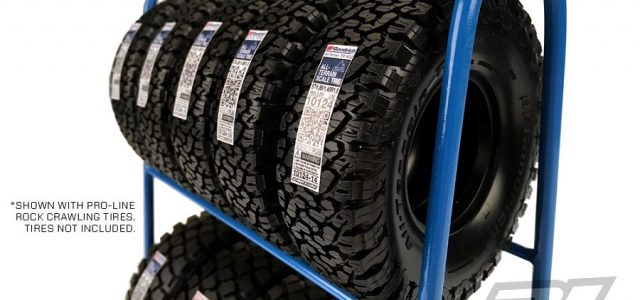 Pro-Line Scale Tire Rack