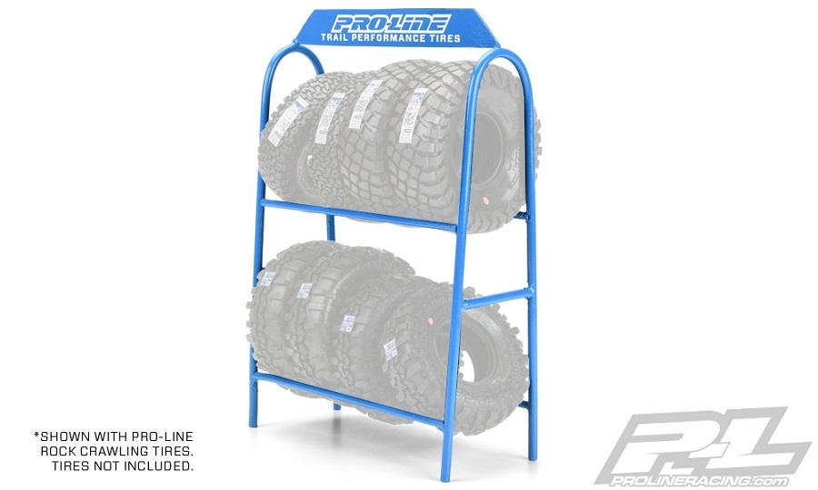 Pro-Line Scale Tire Rack (3)
