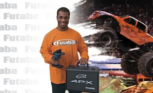 Pro Monster Truck Driver Bari Musawwir Joins Team Futaba