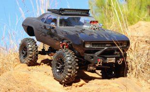 Trail-Crusher Camaro [PROJECT]
