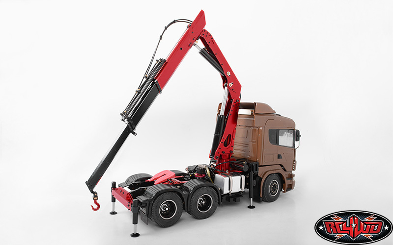 RC4WD 1_14 Truck Mounted Hydraulic Crane (4)