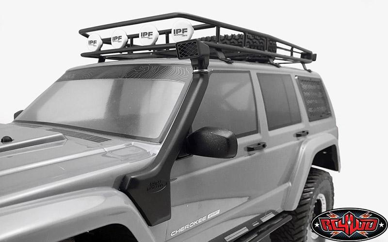 RC4WD Safari Snorkel For The Axial SCX10 XJ (3)