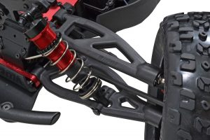 RPM Front A-Arms For The ARRMA Kraton, Talion & Outcast (2)