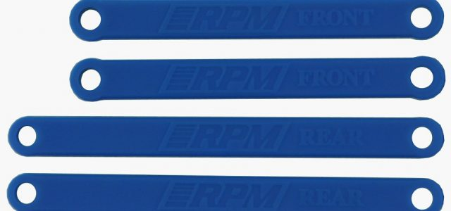 RPM Traxxas Heavy Duty Camber Links Now In Blue