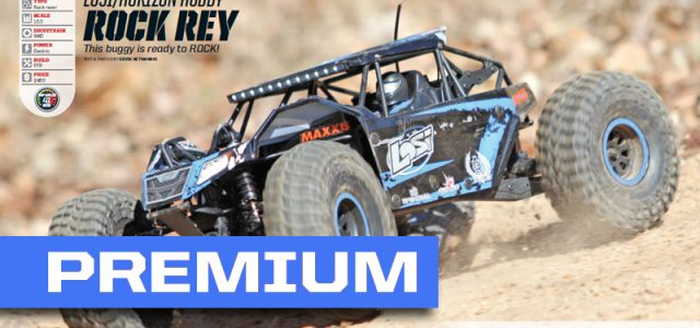 Losi Rock Rey Review [PREMIUM EXCLUSIVE]