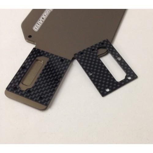 Schelle B64 Carbon Gearbox Shims (2)