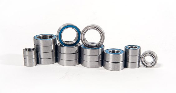 Schelle Onyx & Ceramic Bearing Sets For The B64D