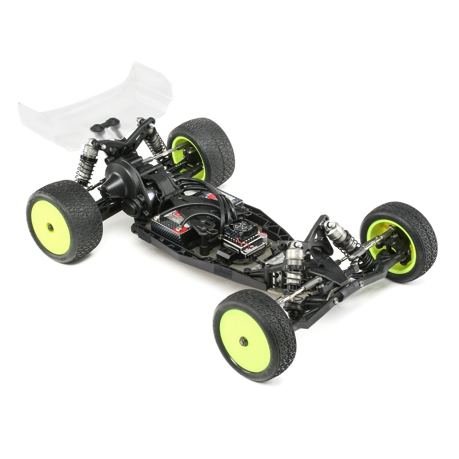 TLR 22 4.0 1_10 2WD Buggy Race Kit (2)