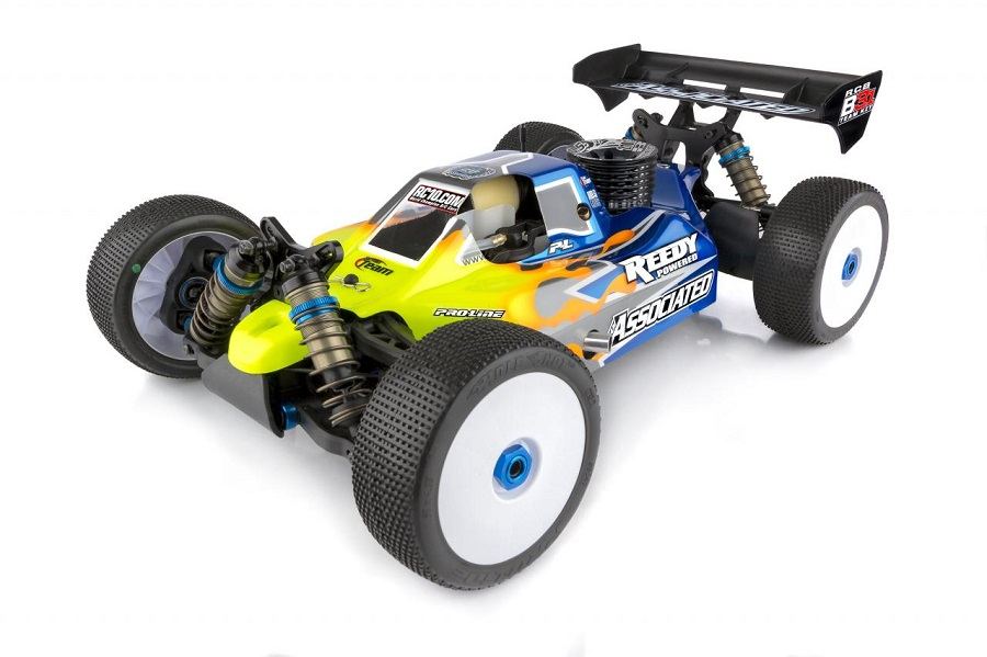 Team Associated RC8B3.1 Team Kit (1)