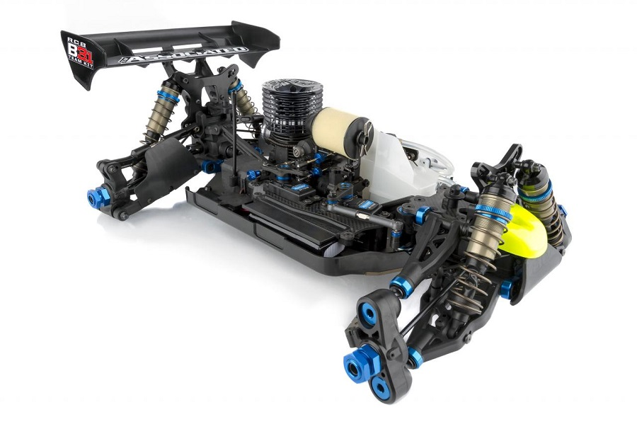 Team Associated RC8B3.1 Team Kit (4)