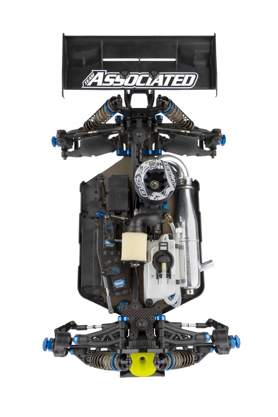 Team Associated RC8B3.1 Team Kit (5)