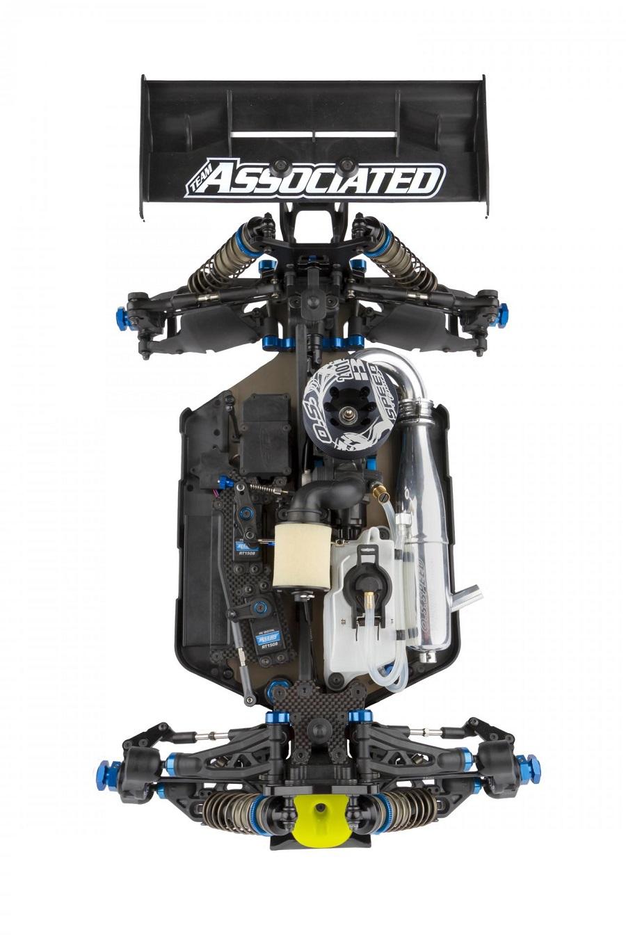 Team Associated RC8B3.1 Team Kit (5)
