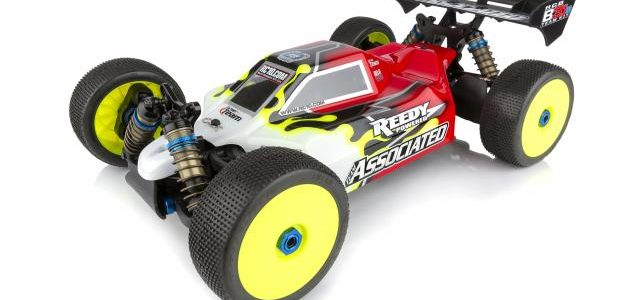 Team Associated RC8B3.1e Team Kit
