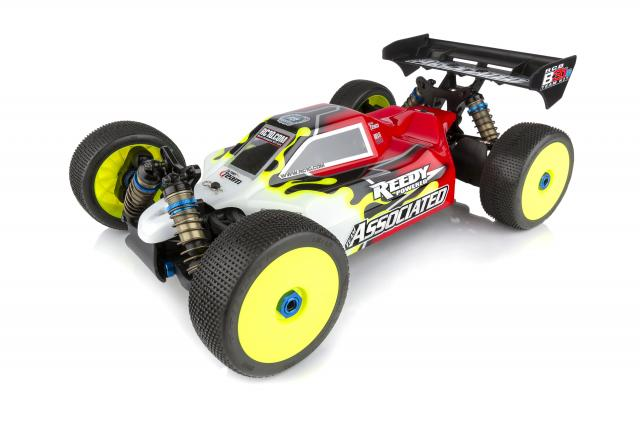 Team Associated RC8B3.1e Team Kit (1)