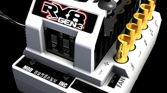 Tekin RX8 GEN3 ESC