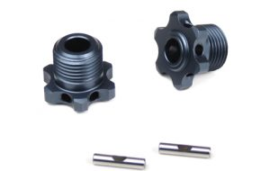Tekno Narrow Wheel Hubs For The EB48SL & SCT410