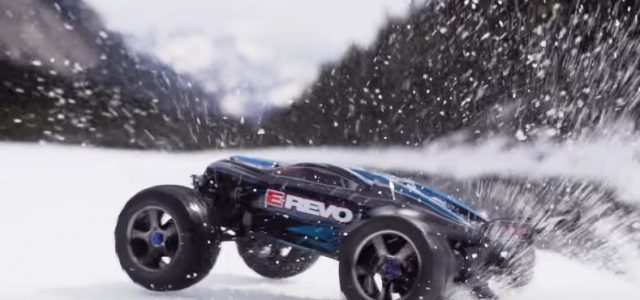 Traxxas E-Revo Brushless Edition [VIDEO]