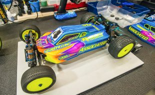 Under the Hood: Evans' Team Associated B64D & Maifield's Yokomo YZ-4
