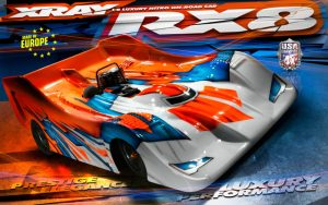 XRAY RX8 2017 1_8 On-Road Nitro Car (1)