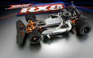 XRAY RX8 2017 1_8 On-Road Nitro Car (2)