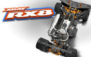 XRAY RX8 2017 1_8 On-Road Nitro Car (4)