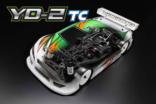 Yokomo YD-2 TC 2wd Touring Car (3)