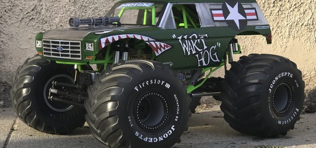 """Wart Hog"" Axial SMT10 Monster Truck [READER'S RIDE]"