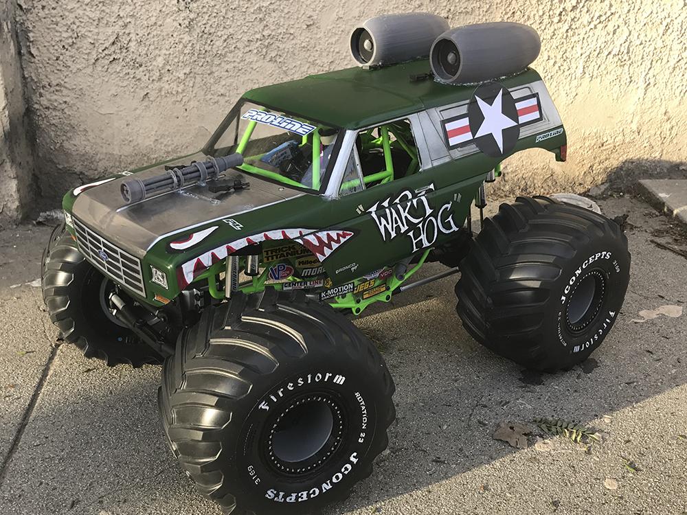Axial SMT10, Castle Creations, Boom Racing, Team Associated, Traxxas, JConcepts, Sense ESS