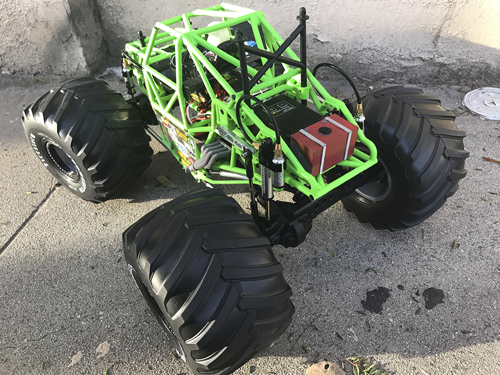 Axial SMT10, Castle Creations, Boom Racing, Team Associated, Traxxas, JConcepts, Sense ESS