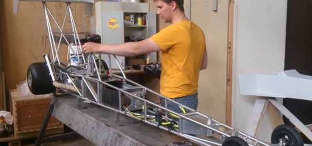 This 1/3 Scale Dragster is Pretty Swede! [VIDEO]