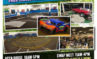 Spring Fling Open House At RC Excitement, April 8th