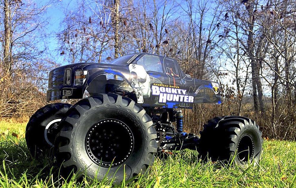 Thunder Tech Racing, Tamiya Clod Buster, Axial SCX10, Castle Creations, Robinson Racing, Boom Racing.