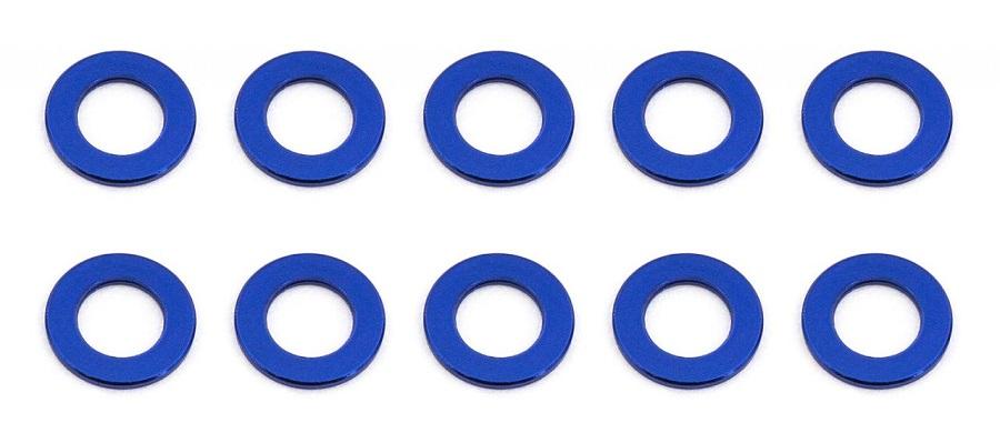 Associated Aluminum Ballstud & Bulkhead Washer Options (2)