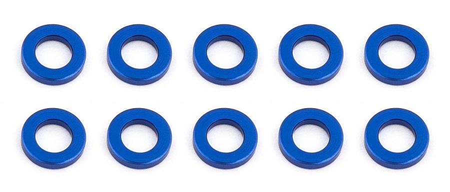 Associated Aluminum Ballstud & Bulkhead Washer Options (3)