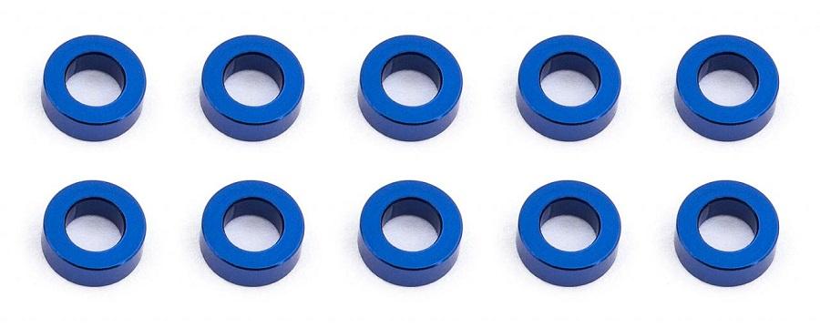 Associated Aluminum Ballstud & Bulkhead Washer Options (4)