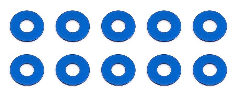 Associated Aluminum Ballstud & Bulkhead Washer Options (5)