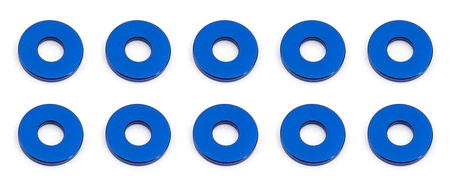 Associated Aluminum Ballstud & Bulkhead Washer Options (7)