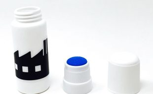 Black Fabrica Traction Additive Applicator Bottle