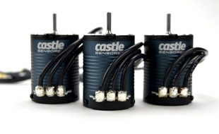 Castle Creations Rock Ready Sensored BL Motors [VIDEO]