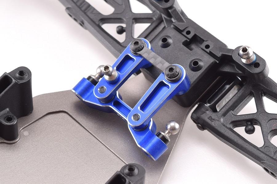 DRP B6 Aluminium Steering Rack And Bellcranks (11)